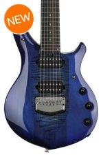 Ernie Ball Music Man John Petrucci Majesty Monarchy 7-string - Imperial Blue