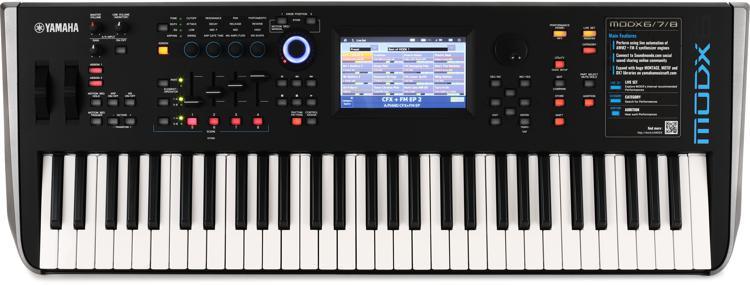 MODX6 61-key Synthesizer