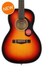 Fender CP-60S - 3-color Sunburst