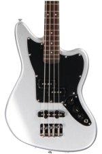 Squier Vintage Modified Jaguar Bass Special SS - Silver