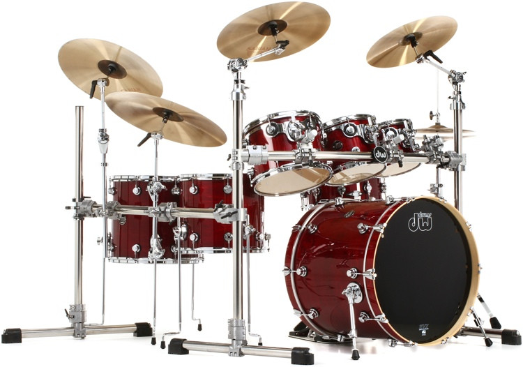 DW Performance Series 7-piece Shell Pack - 22