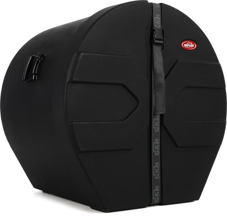 SKB Roto-Molded Bass Drum Case With Padding - 18