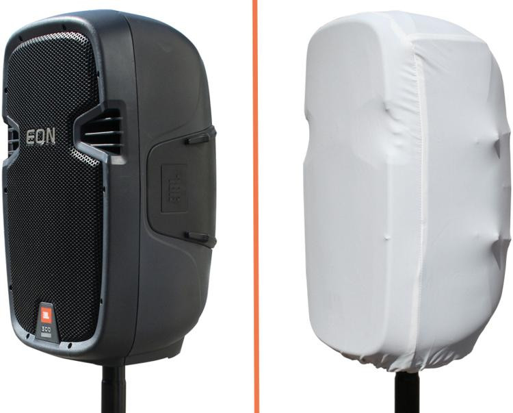JBL Bags EON10-STRETCH-COVER-WH Stretchy White Cover for EON 10