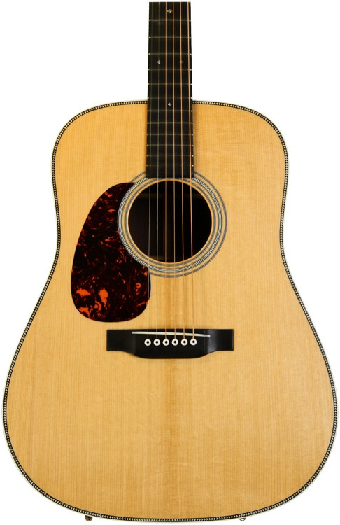 Martin D-28 Authentic 1941 Left-handed - Vintage Gloss image 1