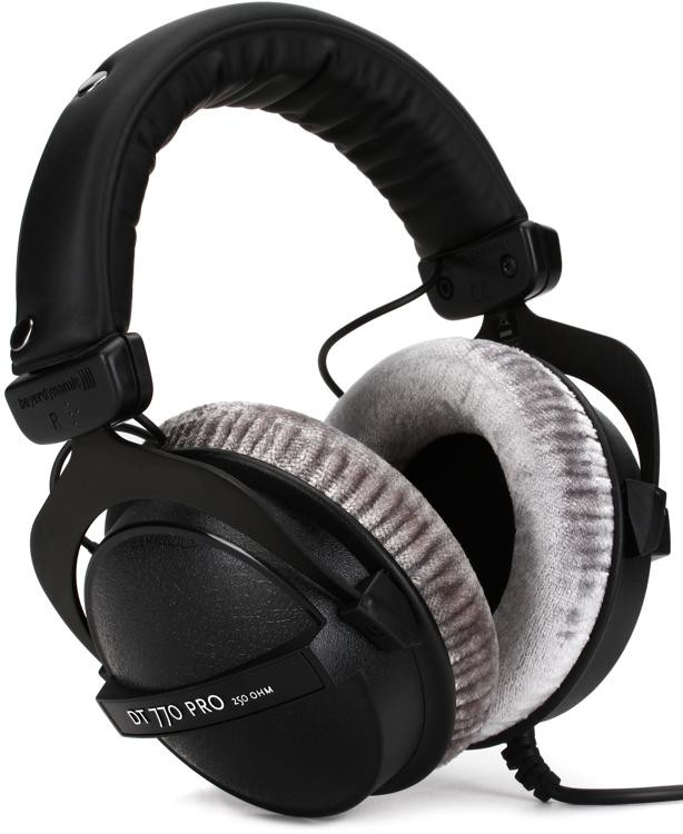 Beyerdynamic DT 770 PRO 250 ohm Closed-back Studio Mixing Headphones image 1