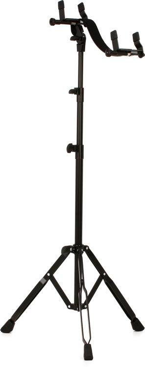 K&M Performer Walk Up Guitar Stand - Acoustic image 1