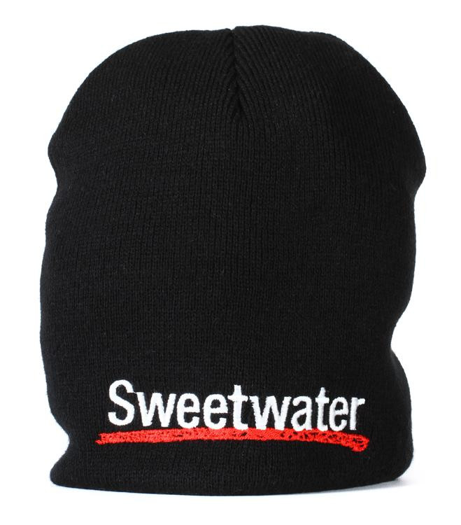 Sweetwater Beanie - Black image 1