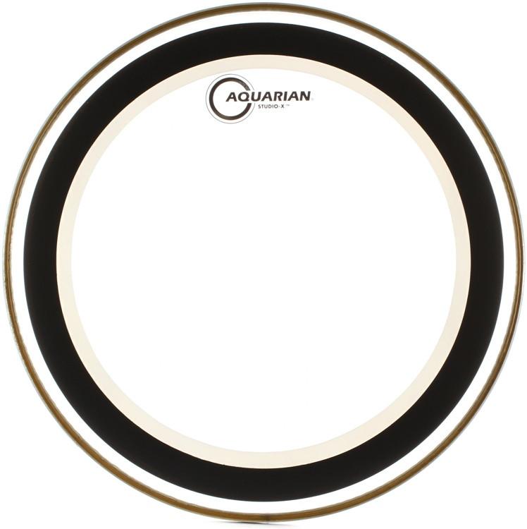 Aquarian Drumheads Studio-X Series Drumhead 13
