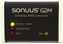 sonuus G2M V3 Universal Guitar-to-MIDI Converter