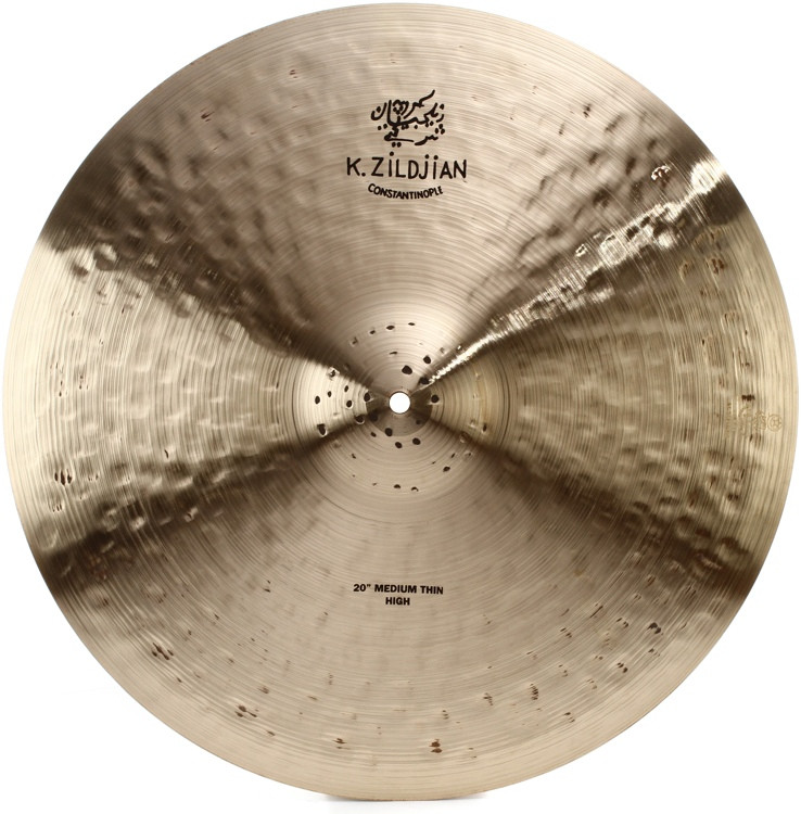 Zildjian K Constantinople Medium Thin Ride - 20