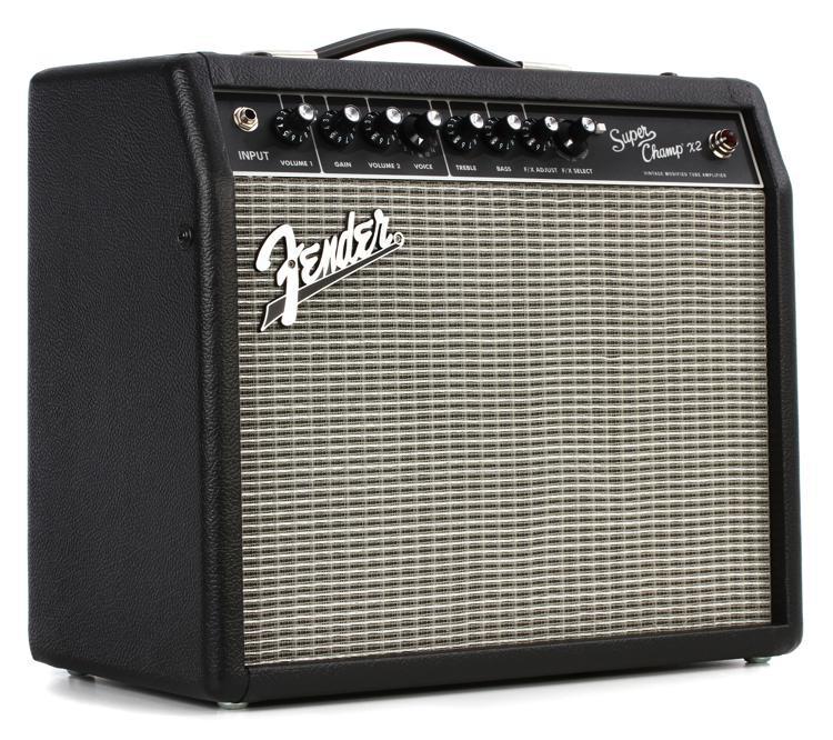 Fender Super Champ X2 15-watt 1x10