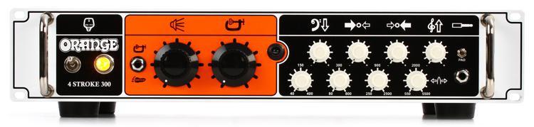 Orange 4 Stroke 300 - 300W Bass Head image 1