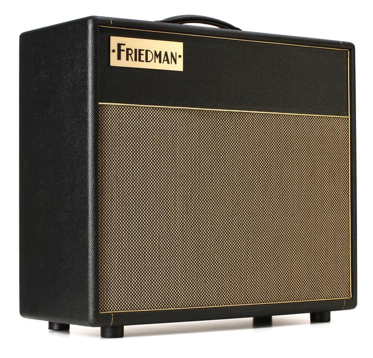 friedman small box 50 watt 1x12 tube combo amp sweetwater. Black Bedroom Furniture Sets. Home Design Ideas