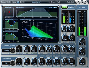 WaveArts MasterVerb Plug-in image 1
