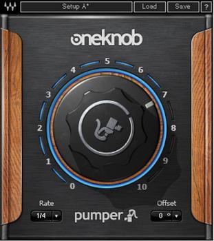 Waves OneKnob Pumper Plug-in image 1