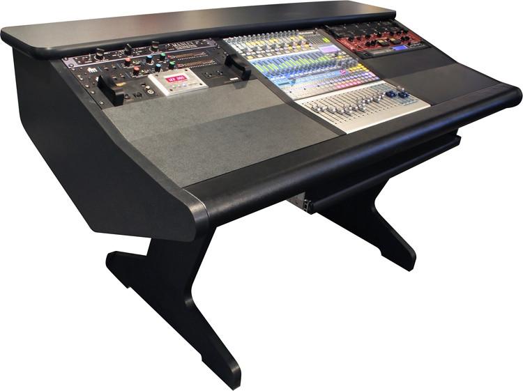 Malone Design Works StudioLive 16 Desk with Two Rack Bays image 1