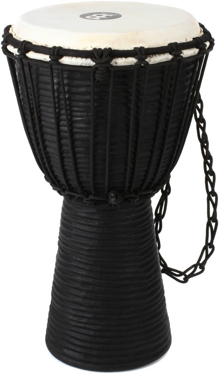 Meinl Percussion Rope Tuned Headliner Series Wood Djembe - 8
