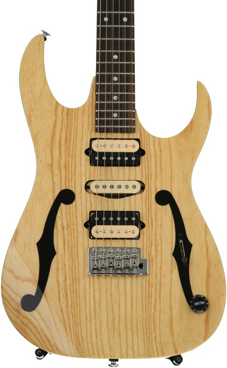 Ibanez PGM80PNT Paul Gilbert Signature - Natural Stain image 1