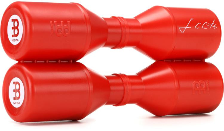 Meinl Percussion Luis Conte Artist Series Shaker - Red (Soft) image 1