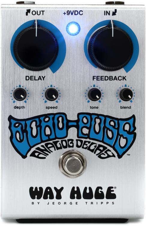 Way Huge Echo-Puss Analog Delay Pedal image 1