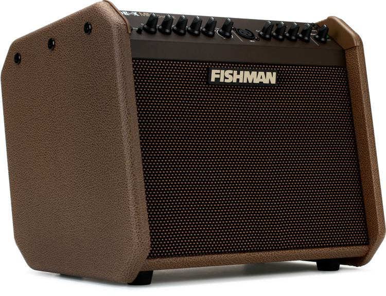 fishman loudbox mini charge 60 watt 1x6 5 battery powered acoustic combo amp sweetwater. Black Bedroom Furniture Sets. Home Design Ideas
