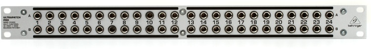 Behringer Ultrapatch Pro PX3000 image 1