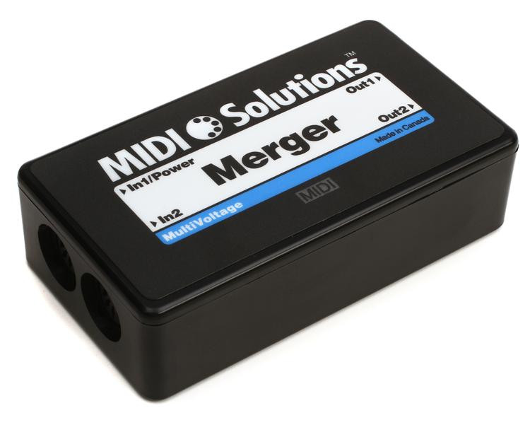MIDI Solutions Merger image 1
