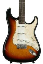 LsL Instruments Saticoy with Ash Body - Medium Aged 3-tone Sunburst