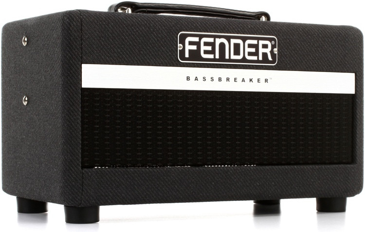 Fender Bassbreaker 007 - 7-watt Tube Head image 1