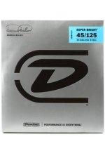 Dunlop DBMMS45125 Marcus Miller Super Bright Bass Strings - 5 String Set