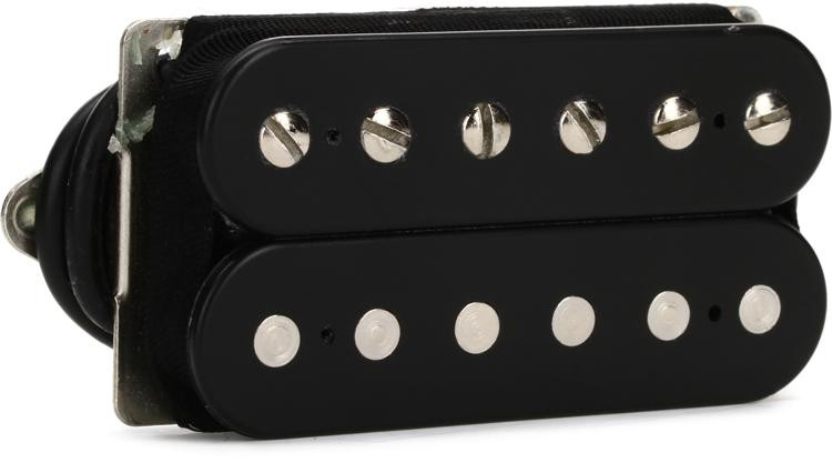 DiMarzio PAF 36th Anniversary Humbucker Pickup - F-spaced Black image 1