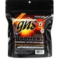 GHS GBM-5 Guitar Boomers Roundwound Medium Electric Guitar Strings 6-Pack