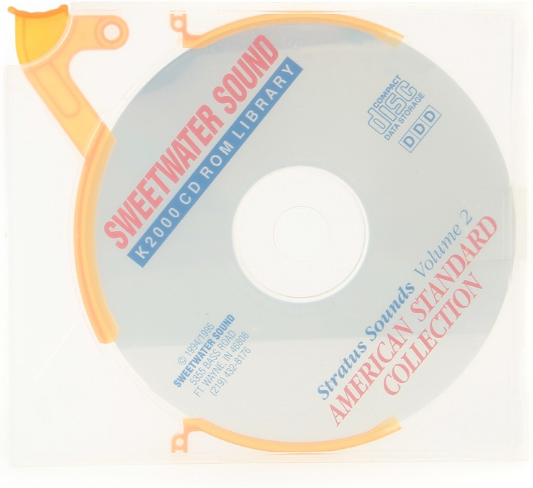 Sweetwater American CD image 1