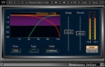 Waves Renaissance DeEsser Plug-in
