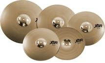 Sabian XSR Rock Performance Set with FREE 18