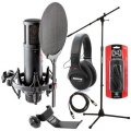 sE Electronics sE2200a II C Vocalist Package with SRH440 Headphones