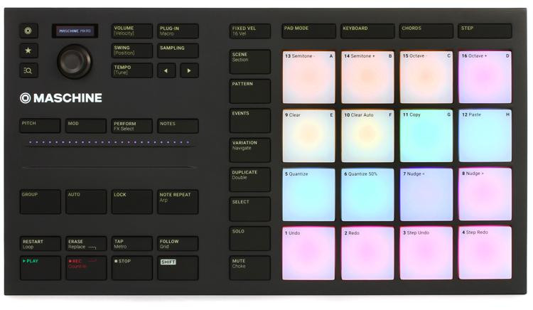 Maschine Mikro MK3 Production and Performance System with Software