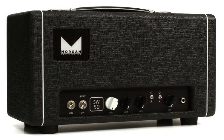 Morgan Amps SW50 50-watt High-headroom Tube Head image 1