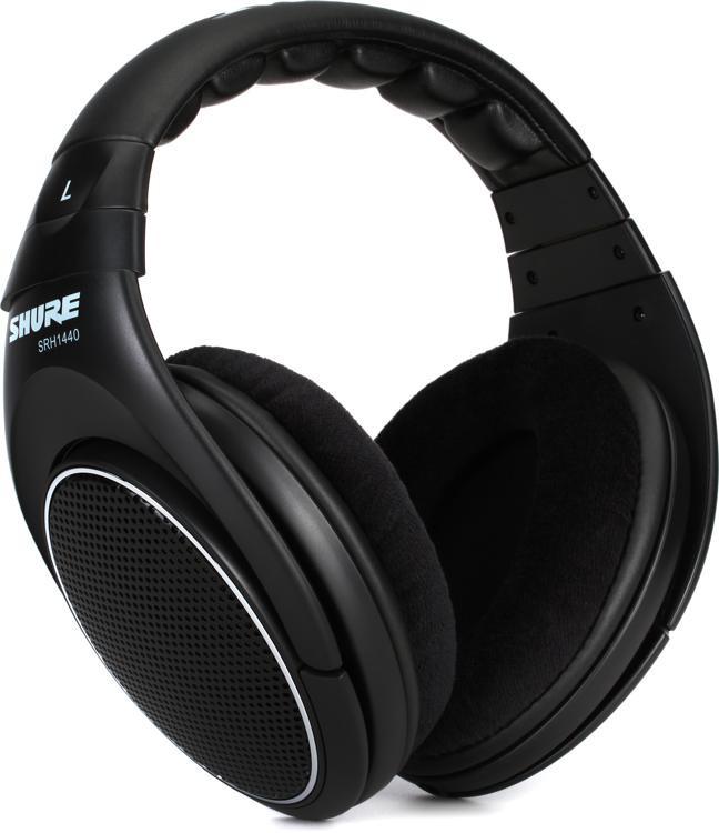 Shure SRH1440 Open-back Pro Studio Headphones image 1