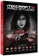 Acoustica Mixcraft 8 Pro Studio
