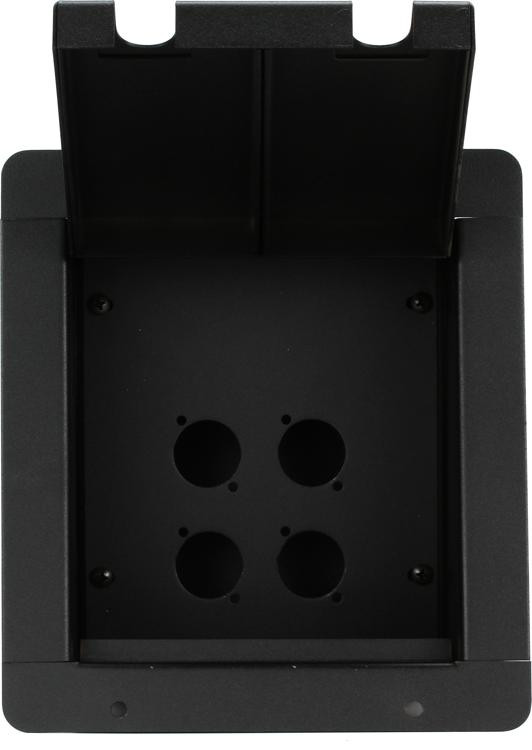 Pro Co PM4P Mini Floor Box image 1