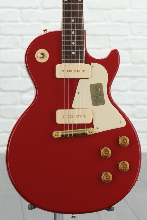 Gibson Custom Les Paul Special Single Cut - Cardinal Red