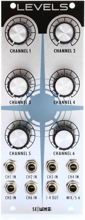 Studio Electronics Levels Eurorack Summing Mixer image 1