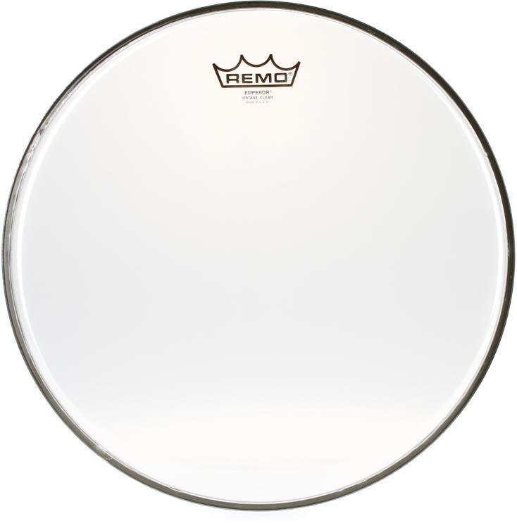 Remo Vintage Emperor Clear Drum Head - 14
