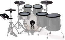 Nfuzd Audio NSPIRE Electronic Drumset - 6-piece Pro Full Pack
