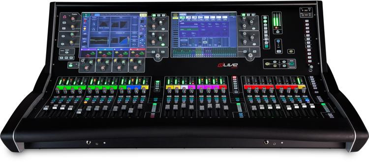Allen & Heath dLive S5000 Control Surface for MixRack image 1