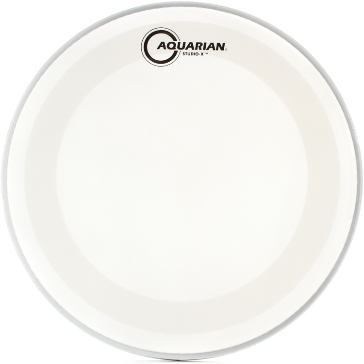 Aquarian Drumheads Studio X Series Drum Head 12