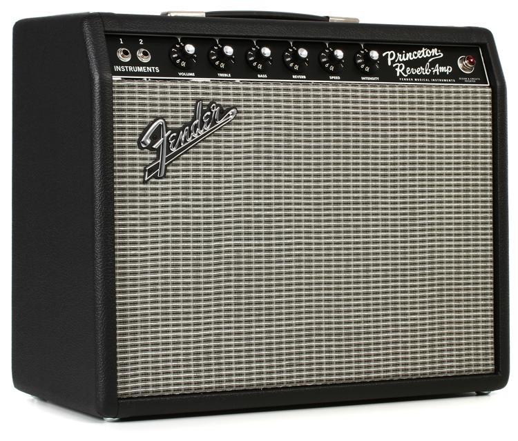 Fender \'65 Princeton Reverb 15-watt 1x10