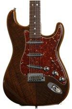 Fender Custom Shop Walnut Top Artisan Stratocaster - Buckeye with Rosewood Fingerboard