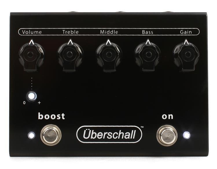 Bogner Uberschall Distortion Pedal image 1